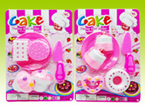 Item 632867 Cake Mania Cake Making Playset Small Blister Card Pack  Kitchen Pretend Play for Kids